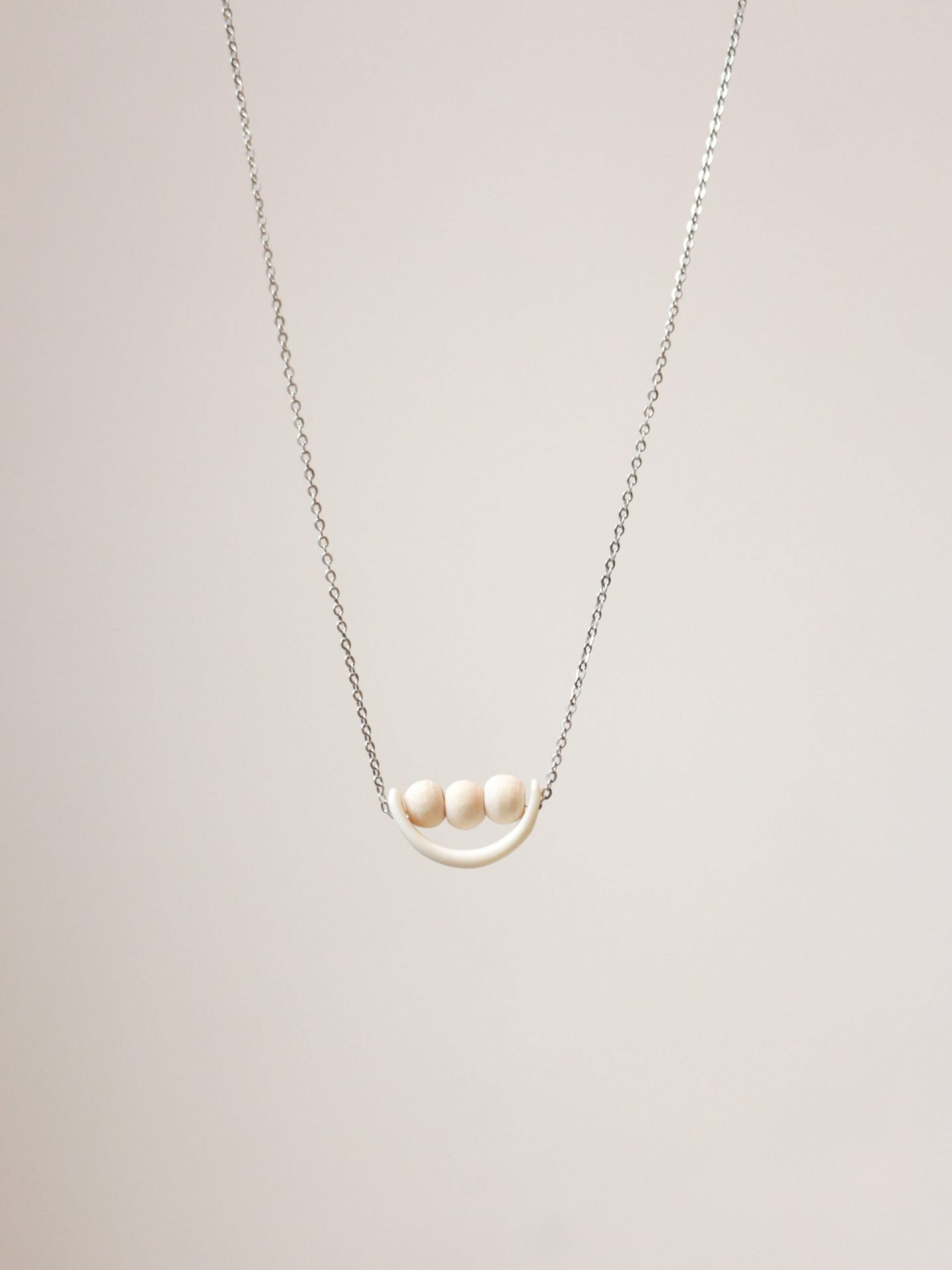 Sheep Bone Necklace (Type D)