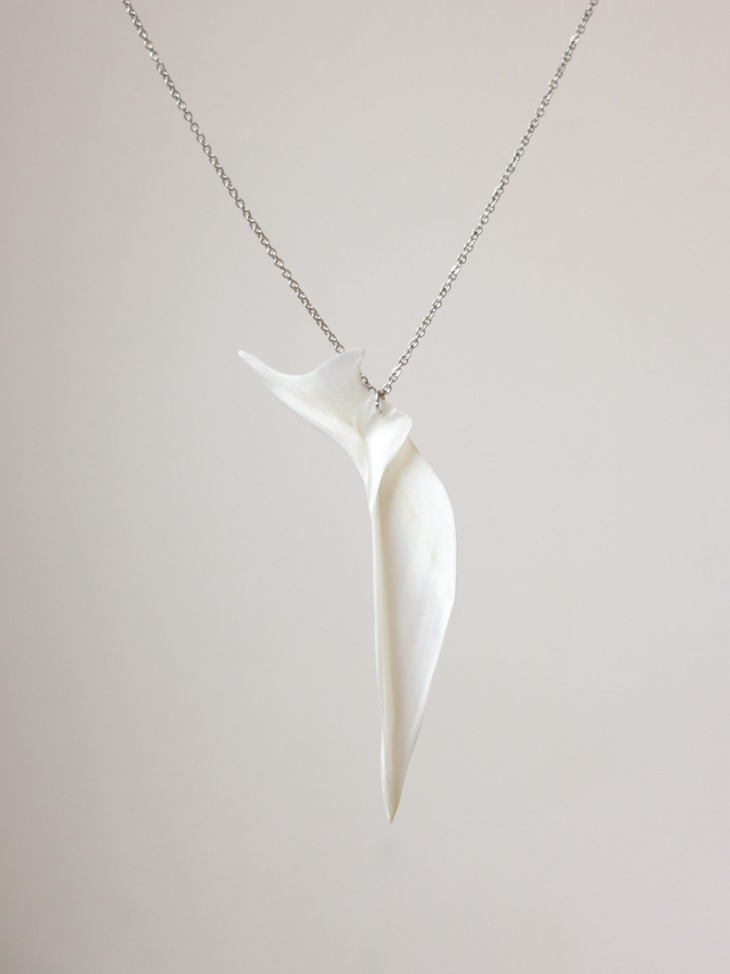 Fish Jaw Necklace (Type B)