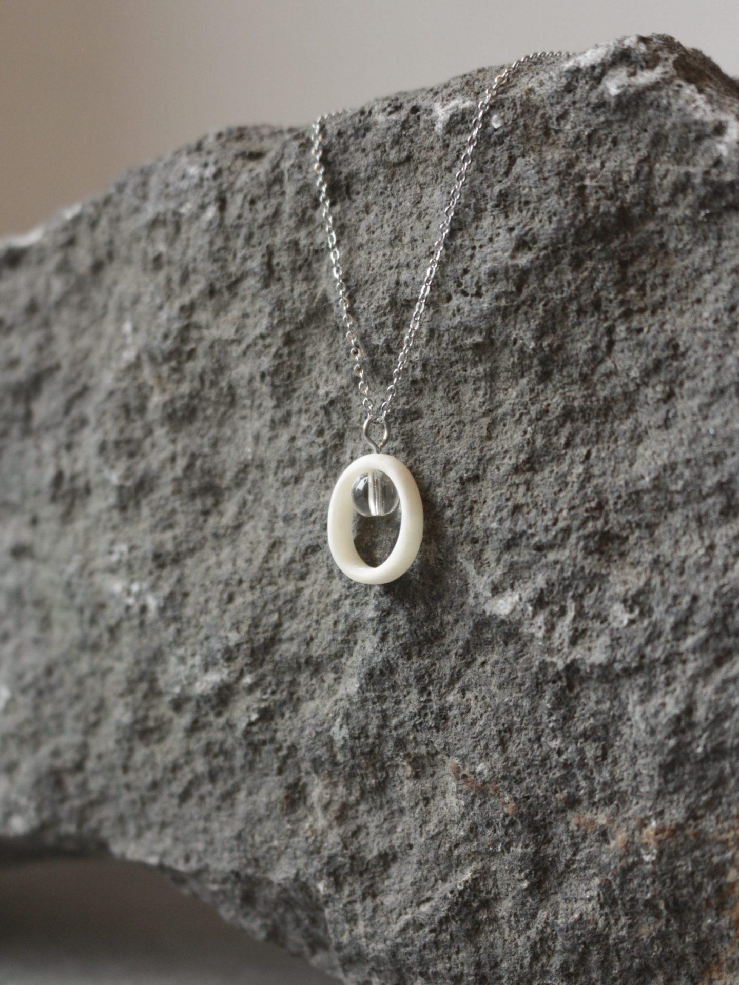 Sheep Bone Necklace (Type B)