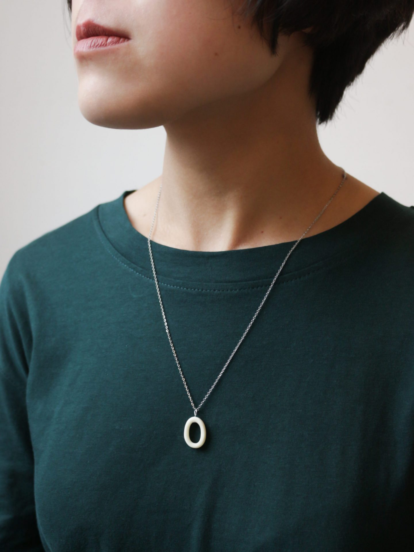 Sheep Bone Necklace (Type A)