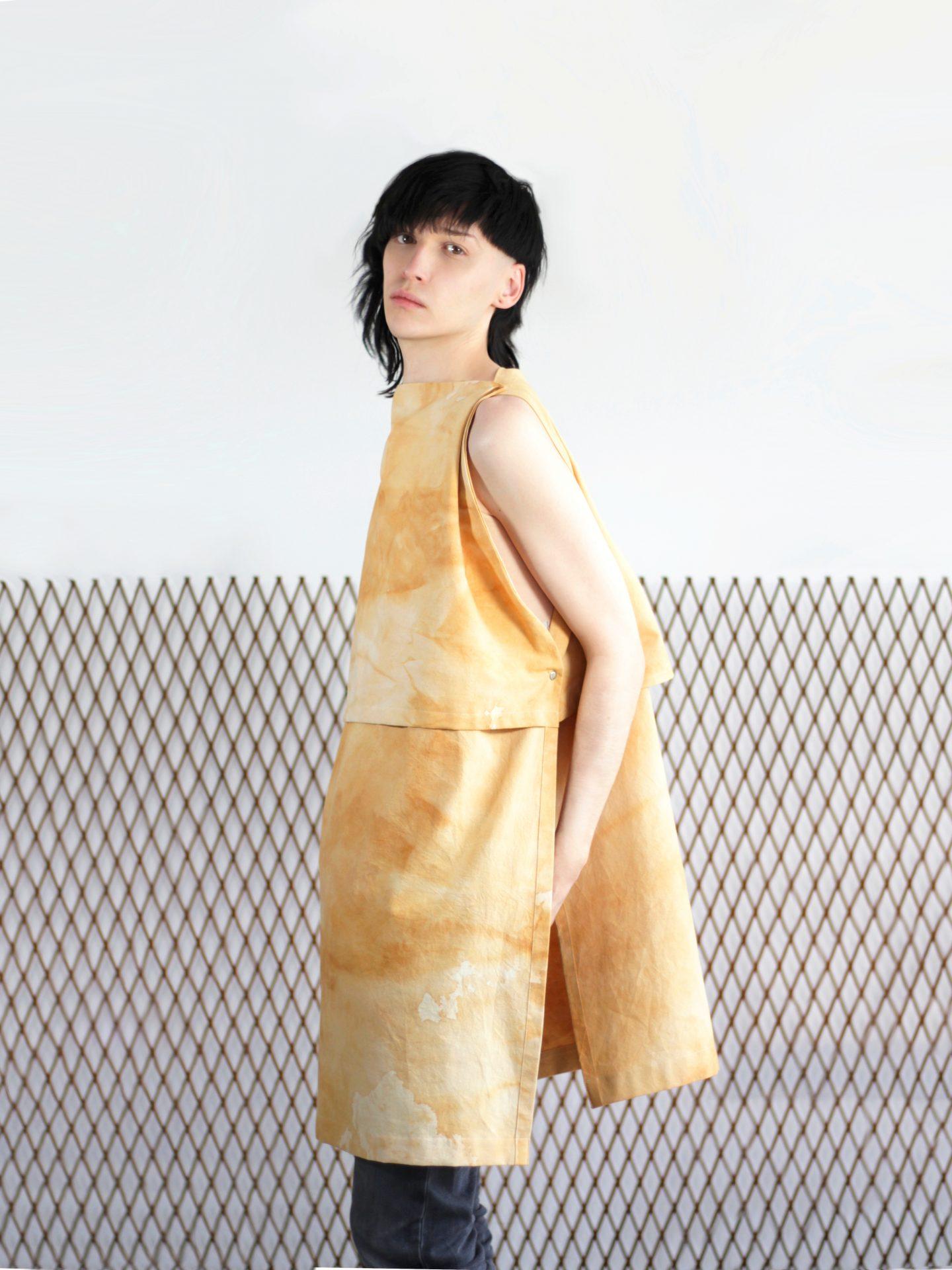 Yomi apron dress (b)