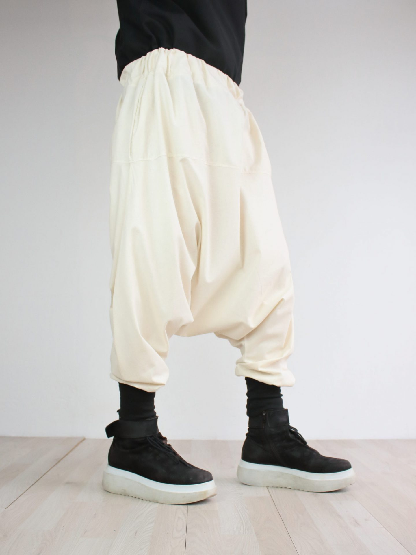 Originals Harem Pants (off white)