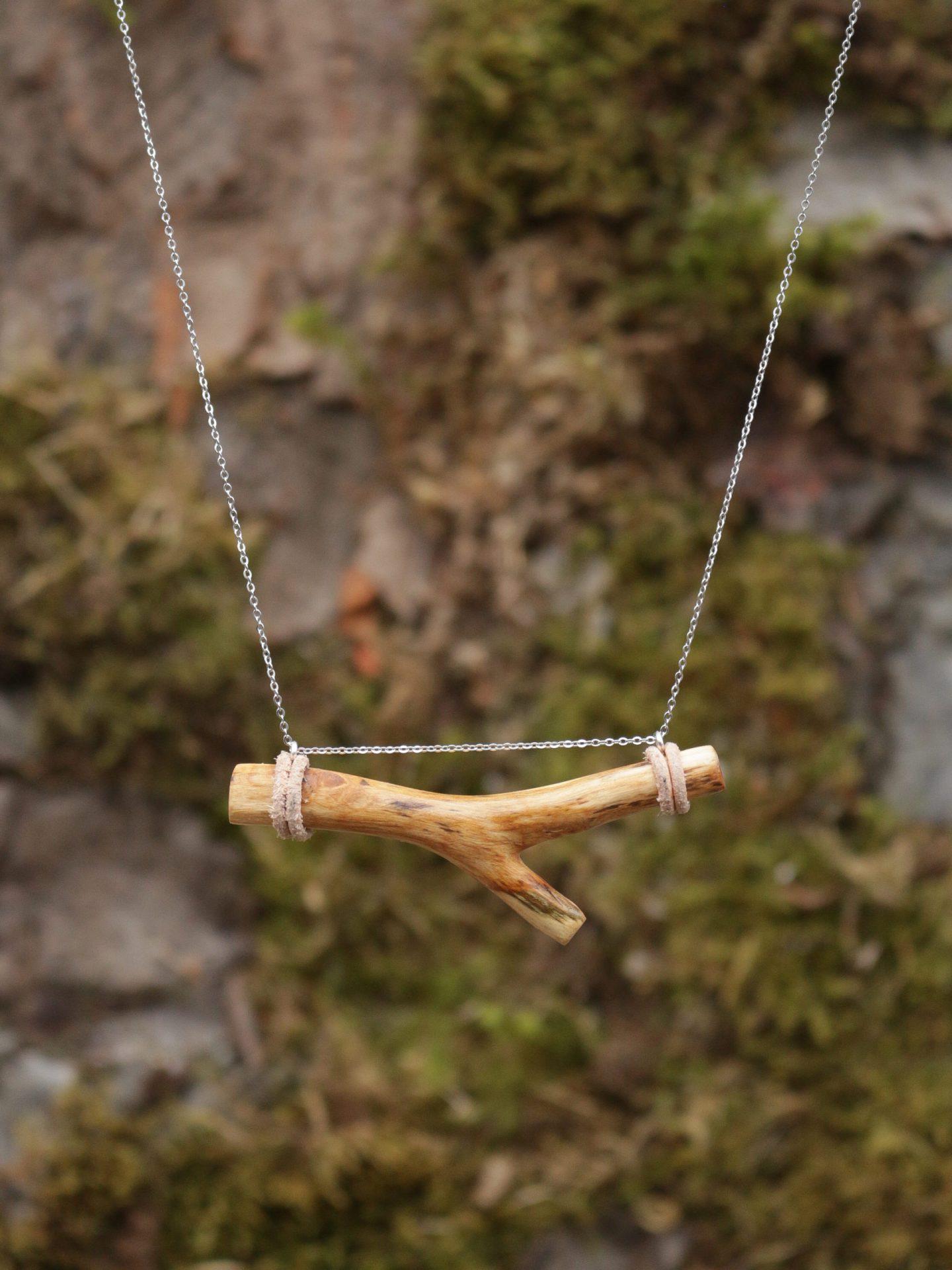 IKIMETSÄ Necklace (light) xl